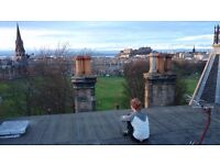FESTIVAL LET - DOUBLE ROOM - BEST ADDRESS IN EDINBURGH - STUNNING LOCATION - 5 STARS ON AIRBNB