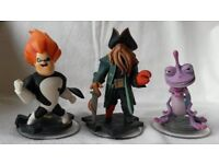 Playstation Disney Infinity playset - Villains