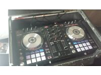 Pioneer DDJ SR + FLIGHT CASE WITH LAPTOP SHELF