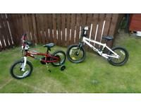Mongoose kids bike