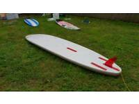 Retro 10' stand up paddleboard/ surfboard windboard BIC BOARD