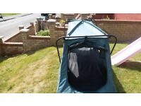 Kamp-rite tent cot oversized