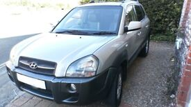 HYUNDAI TUCSON - CRTD CDX 4X4 IN GREAT CONDITION