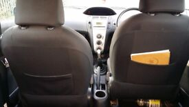 Toyota Yaris 2007 Well Maintained with Full Service History and Extra Key