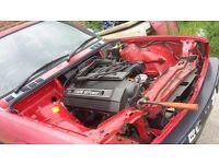 BMW E30 2.5 m50b25 project