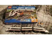 Awesome job lot of Lego Inc Figures & Instructions & train set
