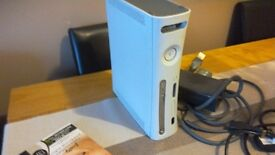 Xbox 360 has red ring fault comes with power pack and leads vgc