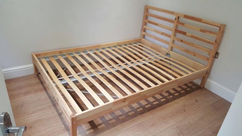 King Size Bed Frame (200x160cm)