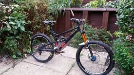 DMR Bolt Long - Enduro mountain bike