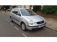 VW Polo 1.4 Twist, Automatic, Full Service history, Excellent Condition.