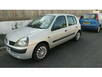 Renault Clio. 1.2