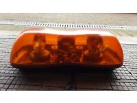 Britax Aerolite Revolving Double Beacon Amber