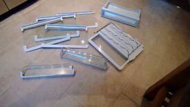 Spare interior parts for Hotpoint fridge freezer FF200E