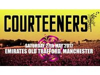 3 x Courteeners Tickets (Old Trafford 27th May)