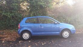 VW Polo Great Easy runner Low insurance Economical and reliable