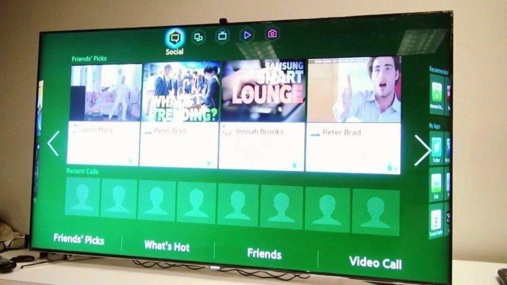 "Samsung 46"" inch Full HD Widescreen LED Smart TV"