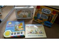 Bundle of interactive kids books - job lot £15 - age 3+