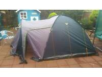 Royal Bergamo Top Quality 4 man tent.
