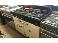Lpg range master 110cm range cooker fully reconditioned