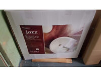 Tavistock Jazz Wash Basin and pedestal Brand new boxed