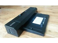 DELL K09A E-PORT II PLUS DOCKING STATION - ADVANCED PORT REPLICATOR-FOR PARTS