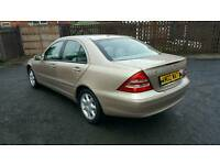 Mercedes benz c class c270 cdi auto only 114k real miles !!!! May px 320d 330d a3 a4
