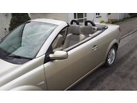 Renault Megane Coupe, Convertible, Gold, 2006, Reluctant private sale, honest description