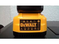DeWalt Charger and Battery 18 Volt