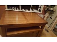 kitchen table & bench set