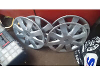 Renault Clio MK3 Wheel Covers