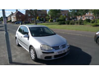 VW Golf 1.6 FSI (Spares or Repairs) BARGAIN