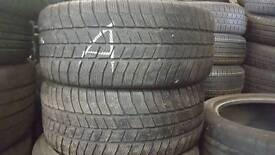 225 45 17 M+S TYRES SAME winter tyres