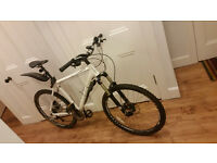 "Chris Boardman Pro 27"" frame men's mountain bike, fantastic condition"