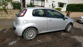 Fiat Punto Evo 1.3 Multijet 16v Hatchback Dynamic 3dr DIESEL
