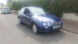 Rover 25 Full history 2 owners