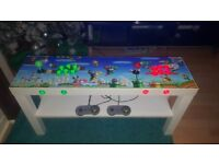 Retro gamimg table thousands of games