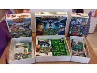Lego board games