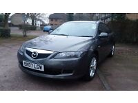 MAZDA 6 2.0 TS2 5DR ** ONE YEAR MOT ** TS2 MODEL ** ONE OWNER