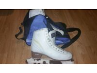 Lake Placid Alpine 800 Figure Ice Skates, size 8 collection in person, London £30