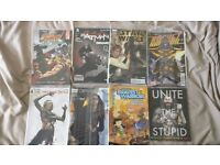 8 Lootcrate Exclusive Comics - Mint (All Sealed except RR#1)