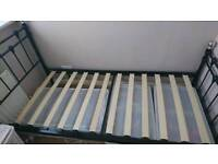 Single bed and mattress for sale