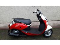 2011 sym mio 100 very good condition