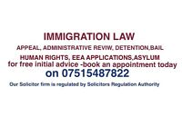 Immigration Advice- 07515487822-Book an appointment for free asessment