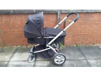 Mothercare My4 Pram/Pushchair/travel system