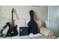 Yamaha guitar & accessories