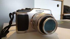 Olympus E-PL2 Compact digital camera SLR - Silver