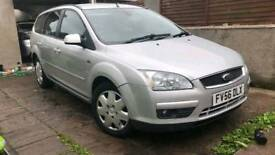Focus estate 1.8 diesel ghia. New mot