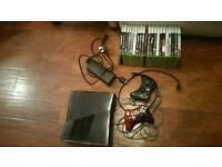 Xbox 360 S 4gb, 20 Games