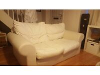 2 x Super Comfy Sofas - Collins & Hayes Lavinia Sofas with loose covers