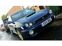 Subaru impreaza wrx mint condition